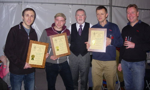 Herts Beer of the Year Presentation